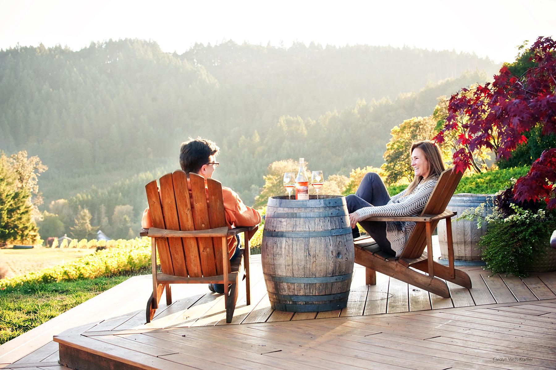 Best Oregon Wine Tasting Coeur de Terre