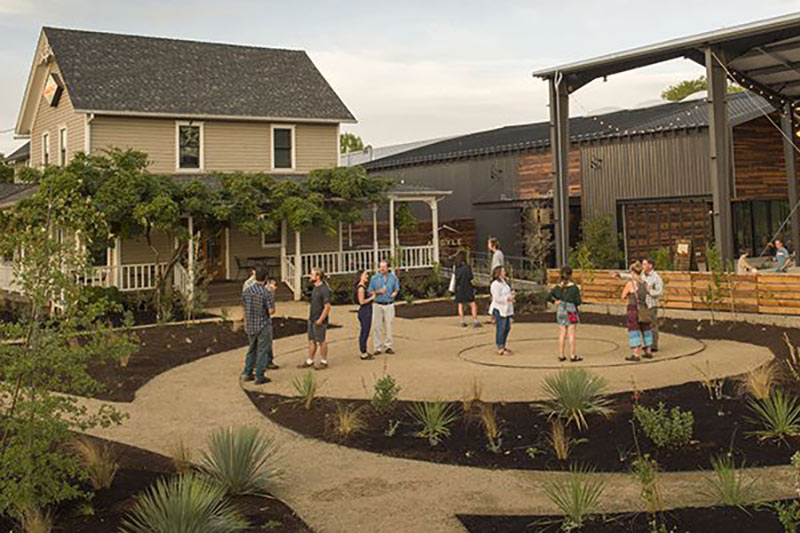 Oregon Wineries with Bocce Ball Argyle