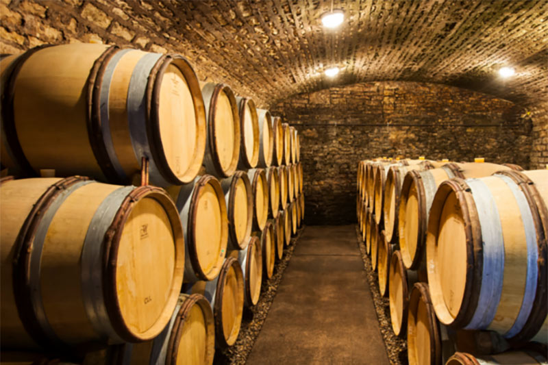 Oregon Wineries with Barrel Caves Domaine Serene