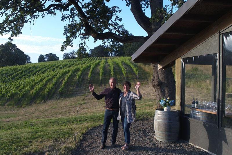 JL Kiff New Oregon Wine Tasting Rooms