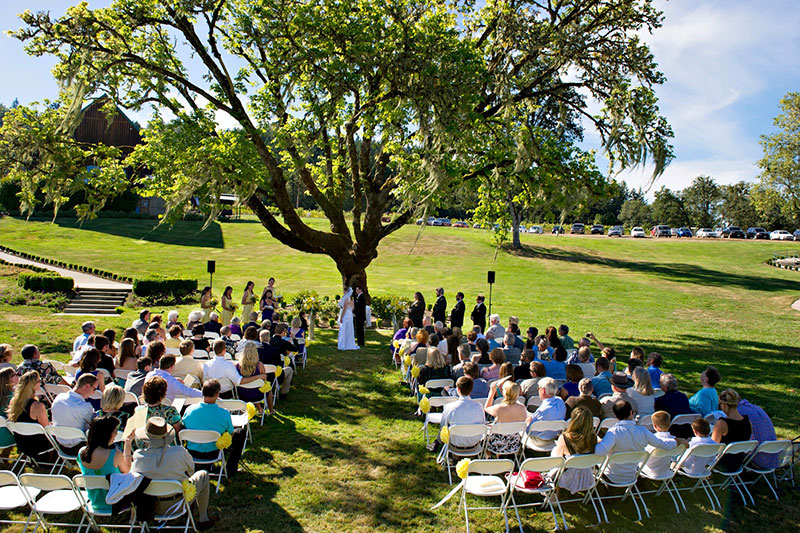 Oregon Winery Wedding Venues Wineryhunt Oregon