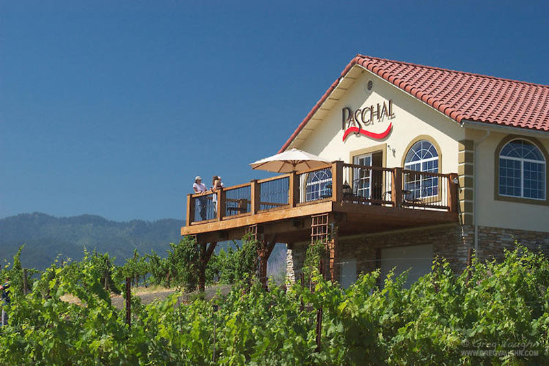 Best Oregon Winery Wedding Venues Paschal