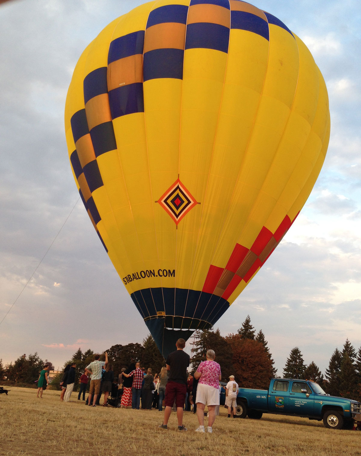 How to Fly a Hot Air Balloon | Mental Floss